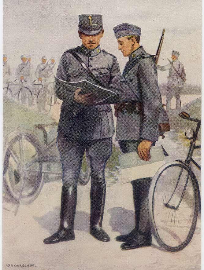 CoastConFan Blog: Military Folding Bicycles and Curiosities