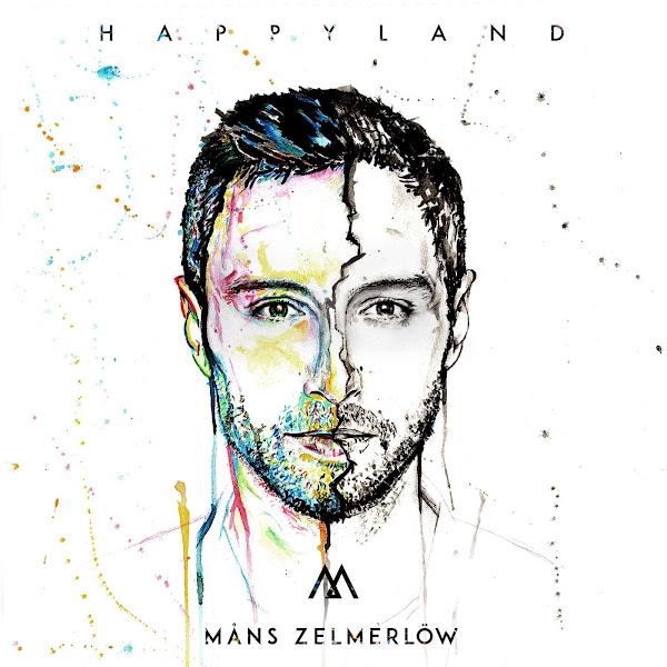 Måns Zelmerlöw - Happyland - Single Cover