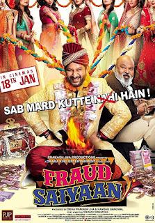 Fraud Saiyyan (2019) Hindi Movie HDRip | 720p | 480p