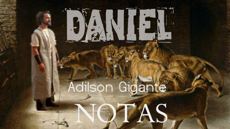 Daniel - Adilson Gigante - Cifra melódica