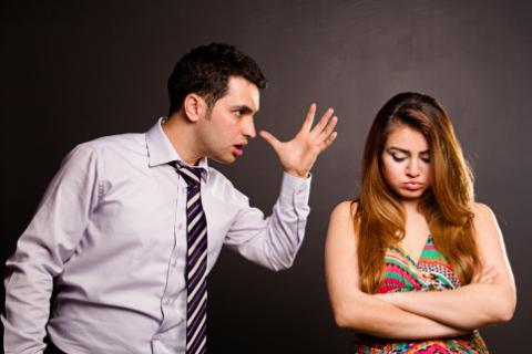 maltrato en las parejas
