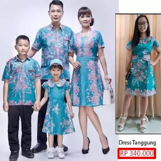 batik sarimbit keluarga besar
