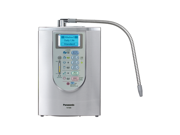 To Share And To Remember Panasonic Alkaline Water Filter