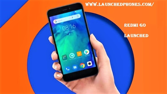 Android Go electrochemical cell launched inward Republic of Republic of India for entry Xiaomi Redmi Go launched amongst Snapdragon 425