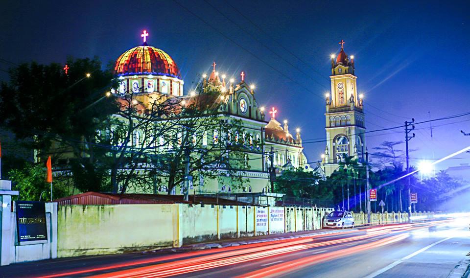 Giáng sinh lộng lẫy của vùng đất xứ đạo Hải Minh