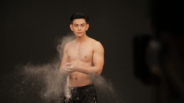 [Attitude Thailand] - behind the scene - cover IANG SITTHA