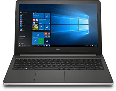 dell laptop with number pad and touchscreen