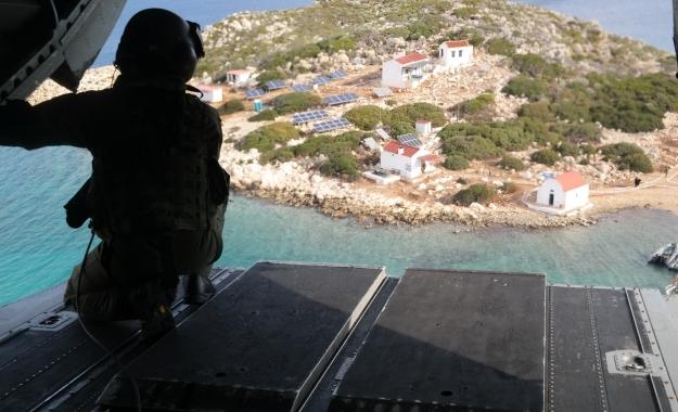 Προσπάθεια εξαπάτησης και παραπλάνησης της Ελλάδος από την Τουρκία