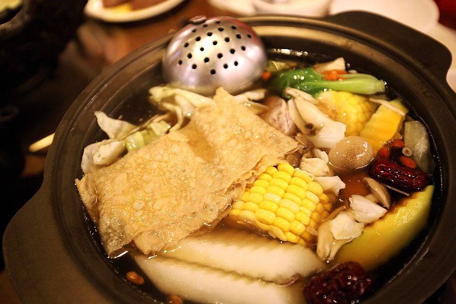 鼎唐風素食鍋