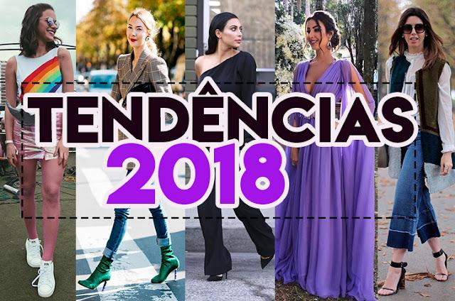 Tendências de moda 2018: o que veio para ficar neste ano