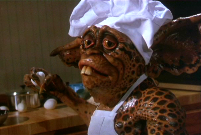... Gremlins African Americans and Leftists were angry about Gremlins