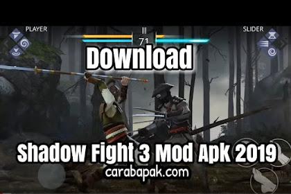 Download shadow fight 3 mod apk 2019 | Mainkan Gamenya dengan Weak Enemy!