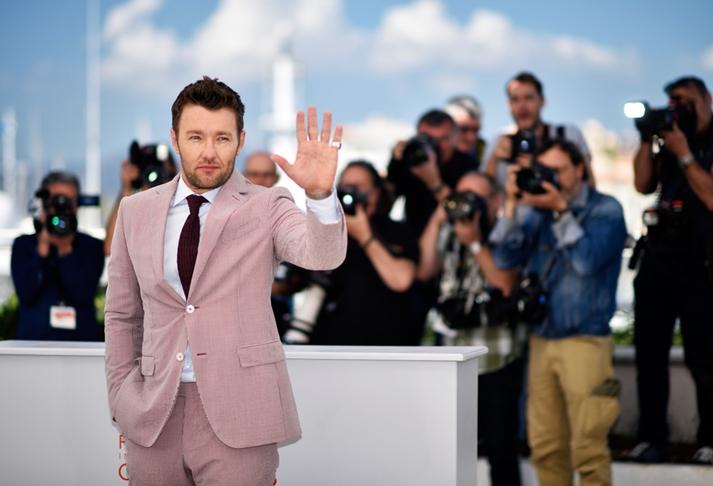 Joel Edgerton en Cannes