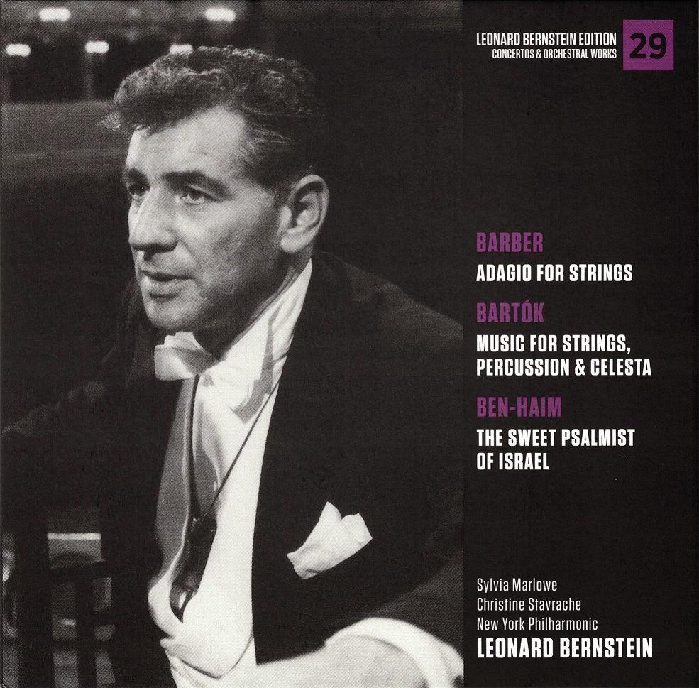 leonard bernstein remastered