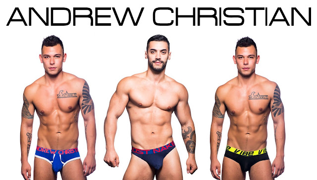 Andrew Christian Men's Underwear at The Spot Dallas