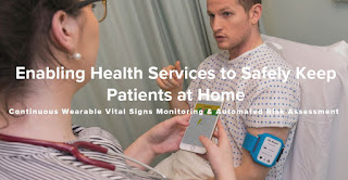 Snap40 Continuously Monitor Vital Signs To Improve Outcomes And Reduce Health Costs