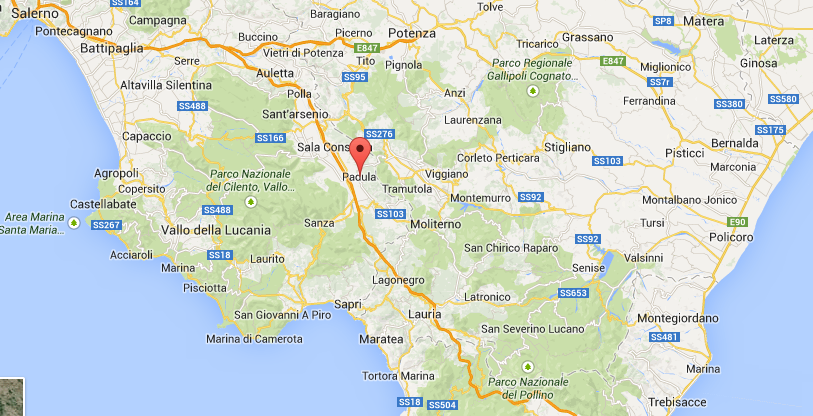 Google Maps Campania Beautiful So If You Look Closely At The Map