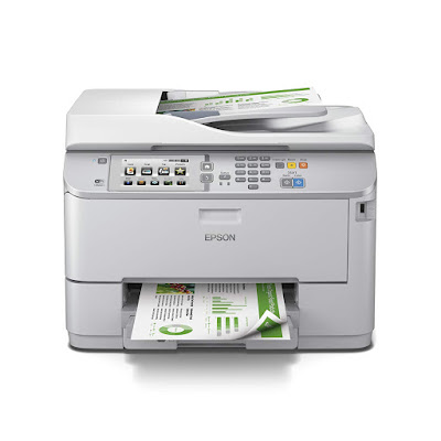 portion lower terms per page than competitive coloring lasers Epson Workforce Pro WF-5690DW Driver Downloads