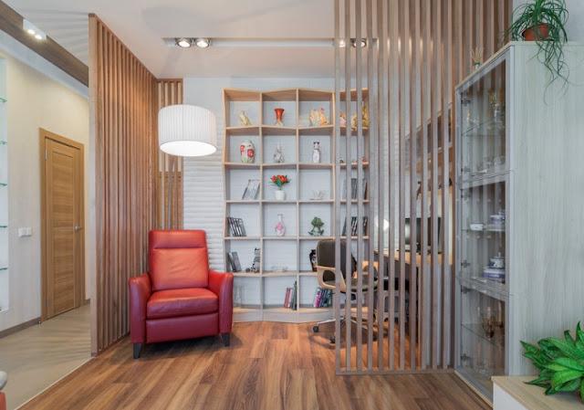 فكرة رائعة لتفصل بين أجزاء منزلك بدون جدران