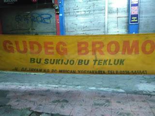 Gudeg Bromo