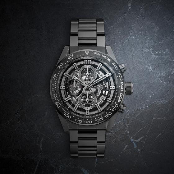 TAG Heuer Full Black Matt Ceramic