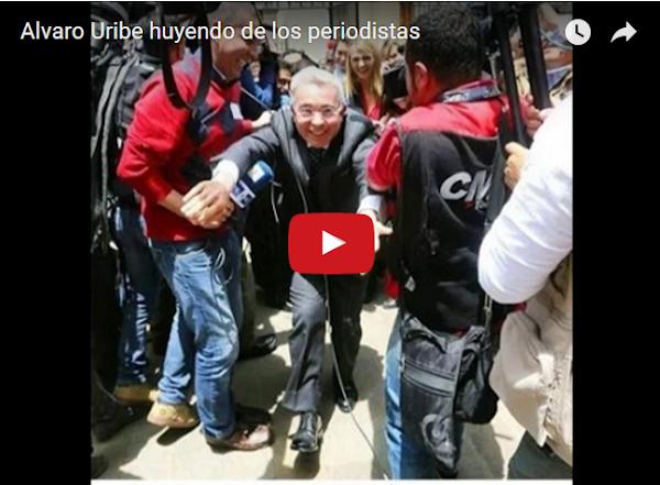 El increíble escape de Álvaro Uribe