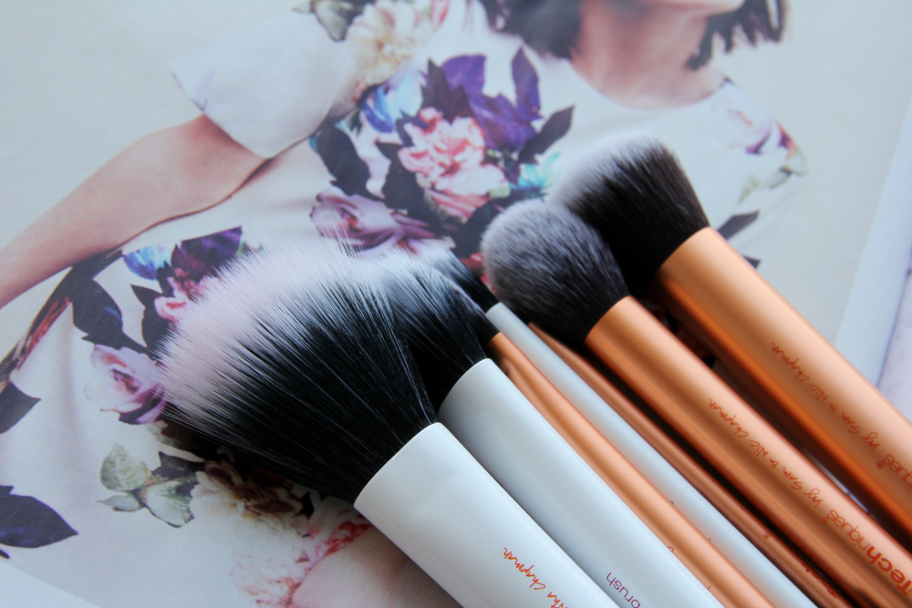real techinques duo fibre brushes