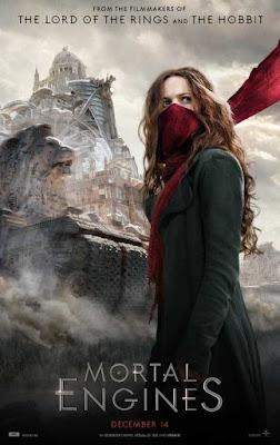 Poster Mortal Engines 2018 Dual Audio HD 720p