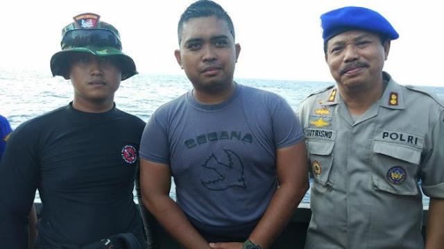 Kisah Penyelam Evakuasi Lion Air Temukan Buku Yasin Utuh di Dasar Lautan Sebelum Waktu Salat Jumat