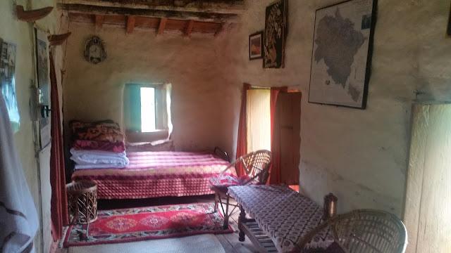 The Homestay of Kheela Tolia at Upper Sarmoli