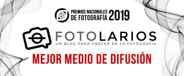 Premio Nacional de Fotografía al mejor medio de difusión: Fotolarios.es