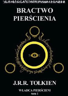 WŁADCA PIERŚCIENI. BRACTWO PIERŚCIENIA (TOM 1) -J.R.R. TOLKIEN