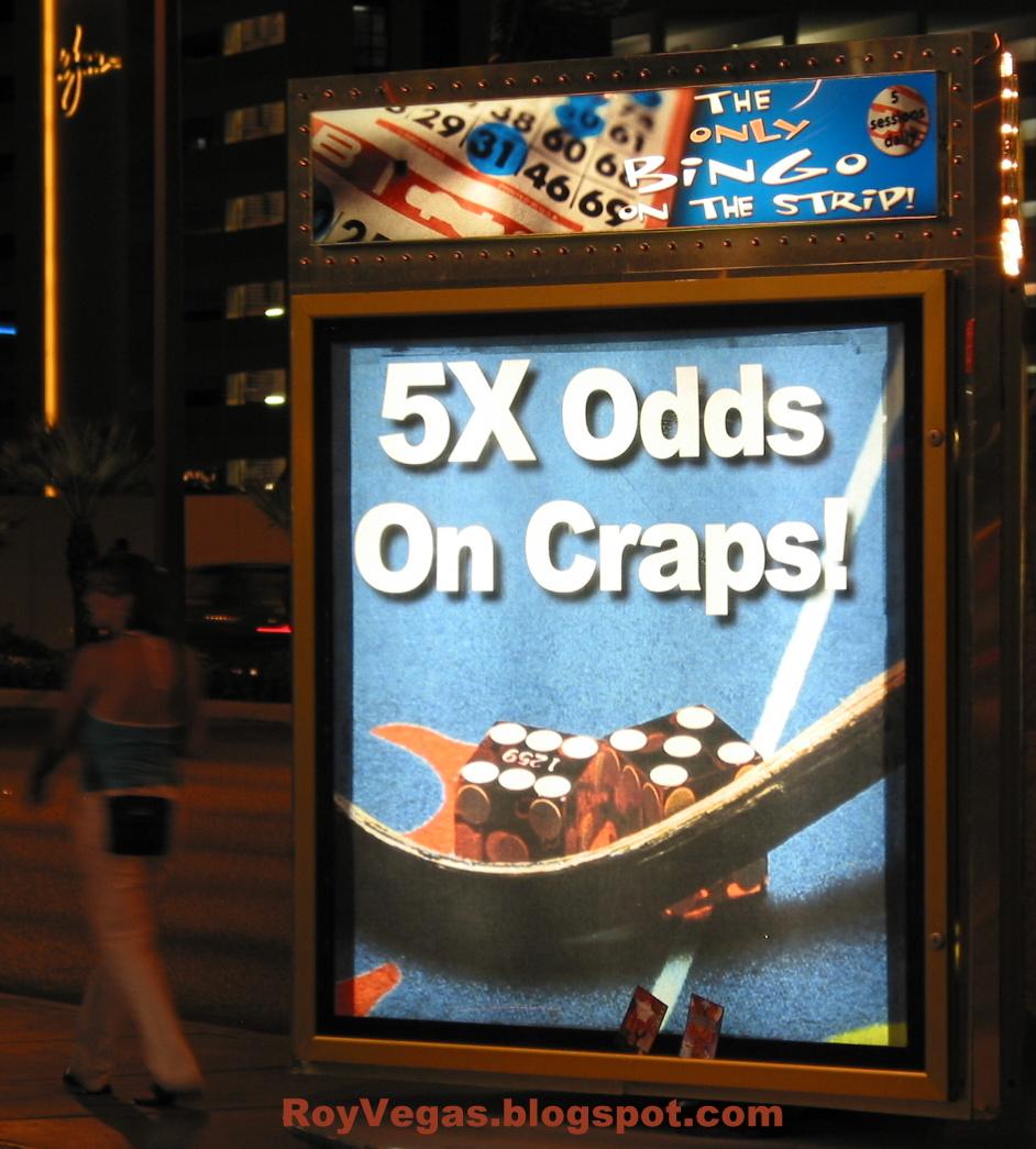 Odds On Craps In Vegas