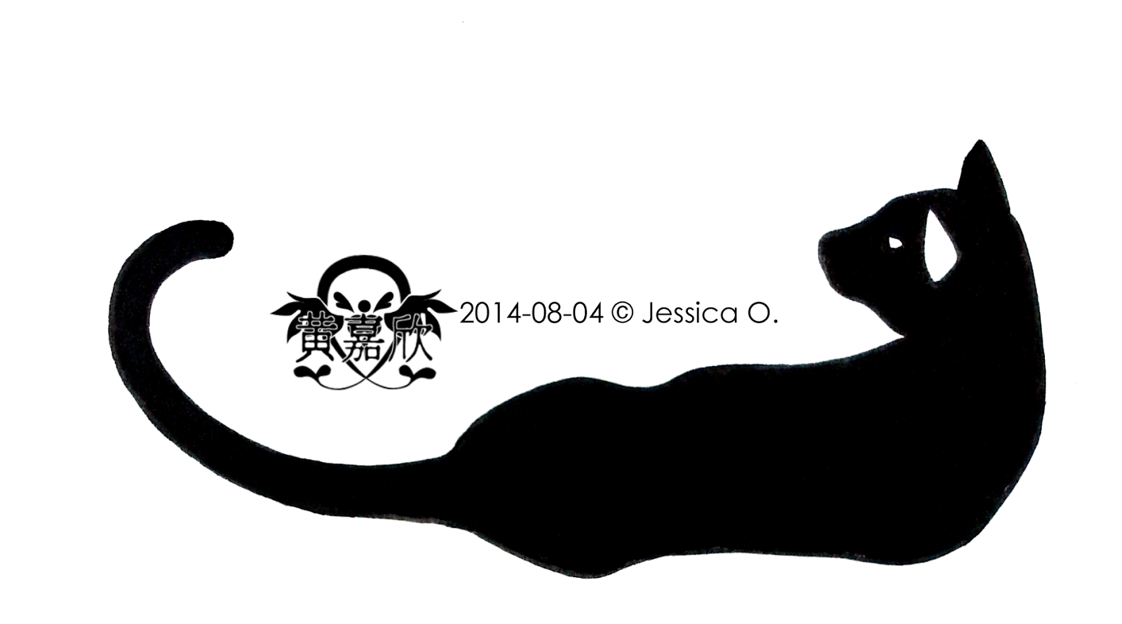 Vintage Cat Silhouette Tattoo Hd Wallpapers