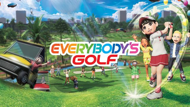Análisis Everybody's Golf