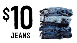 $10 Jeans
