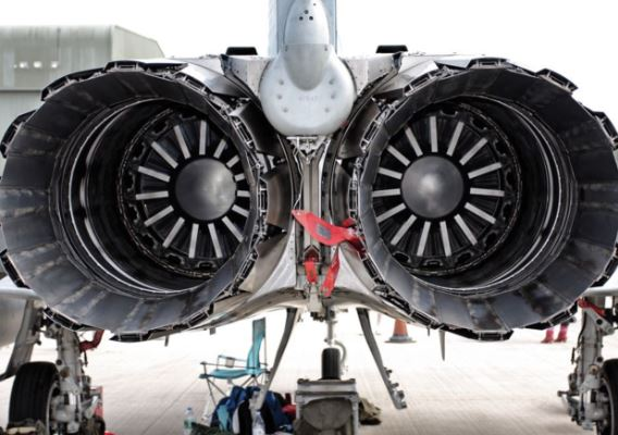 Eurofighter Typhoon engines