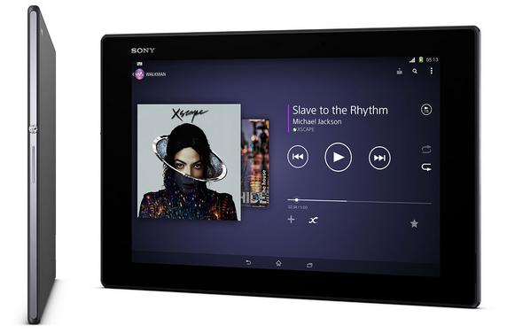 Spesifikasi Sony Xperia Tablet Z2 Terbaru