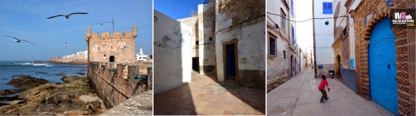 Essaouira: forte portoghese e medina