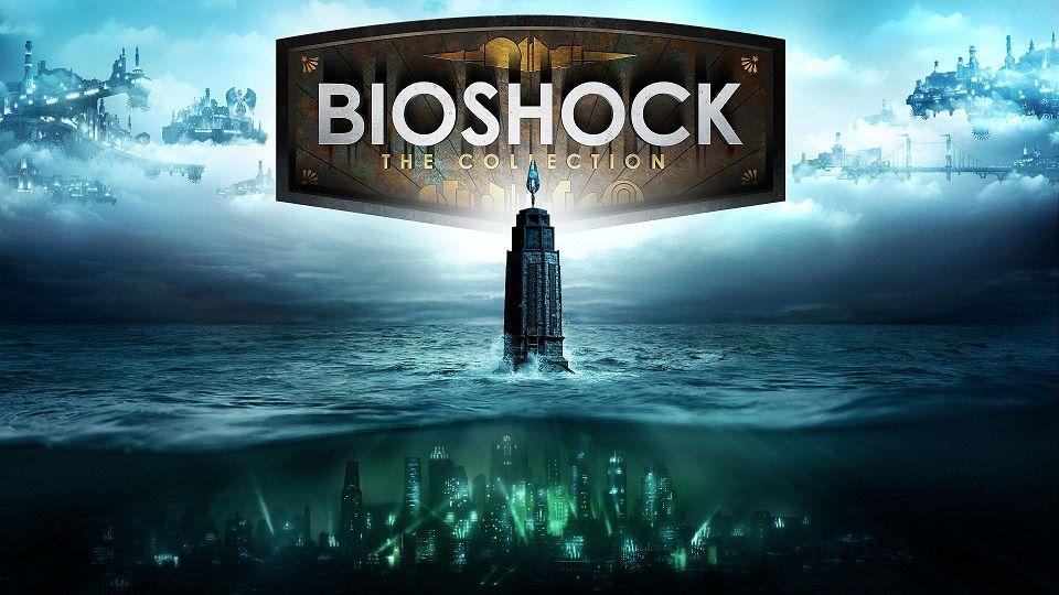 Bioshock - The Collection, Bioshock, Bioshock 2, Bioshock Infinite, ремастеры, переиздания, шутеры, FPS