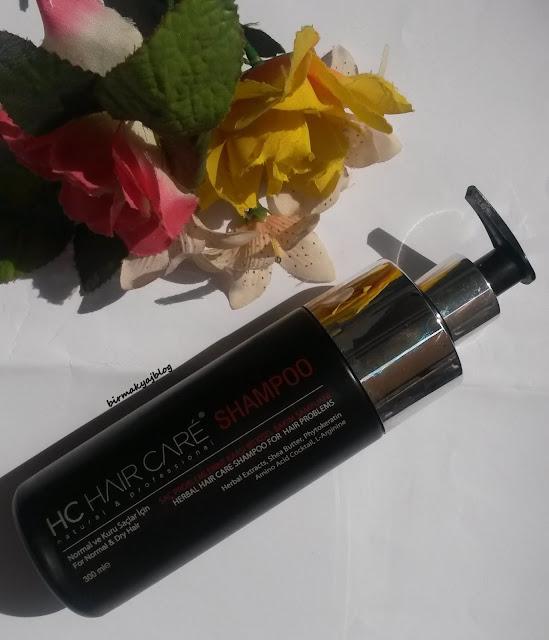 Hc Hair Care Shampoo / Normal ve Kuru Saçlar İçin Şampuan