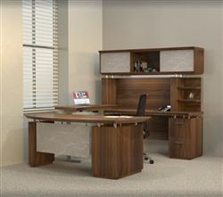Mayline Ergonomic Desk