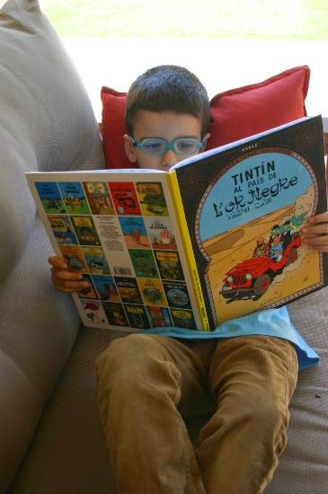 tips o ideas para fomentar la lectura entre los niños