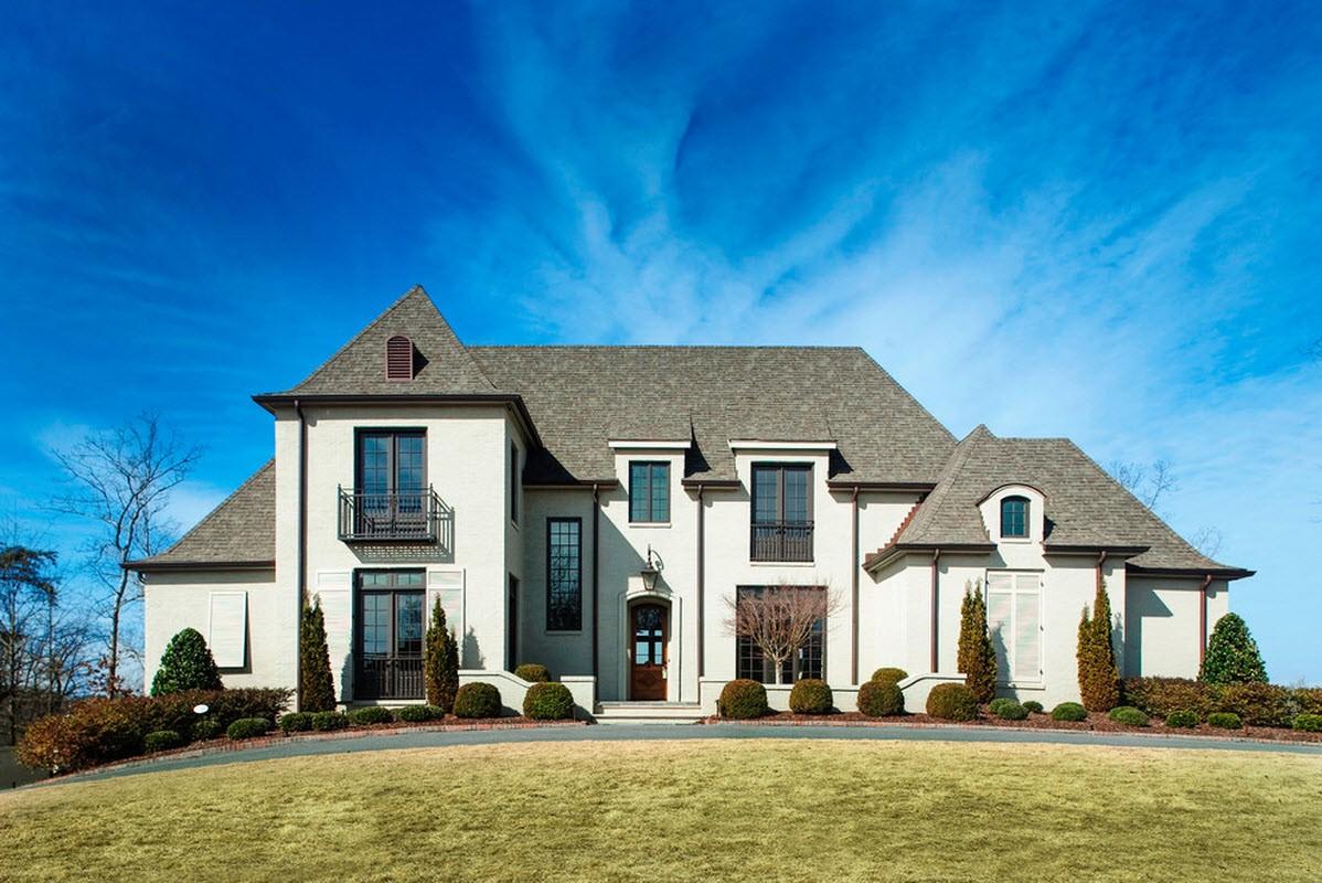 model rumah gaya eropa klasik 4