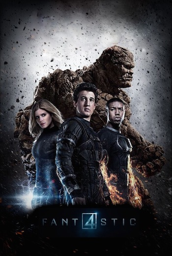 Fantastic Four 2015 Hindi Dubbed Movie Download