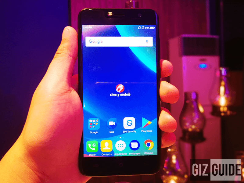 Cherry Mobile Flare S6 Has 700 MHz, USB Type C, And Fingerprint Scanner For PHP 3999!