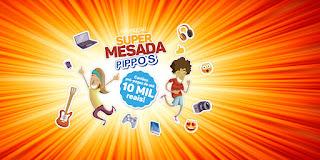 Promoção Mesada Pippo's