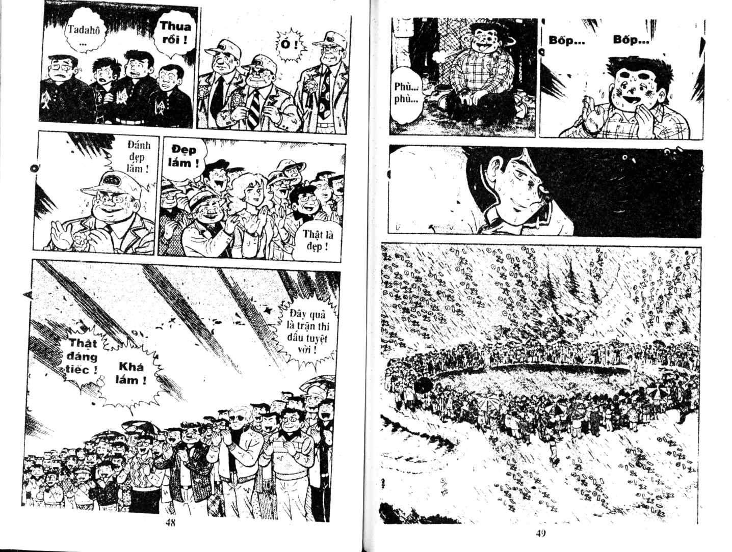 Ashita Tenki ni Naare chapter 10 trang 23