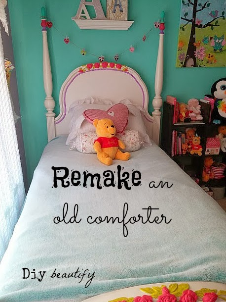 Remake an Old Comforter