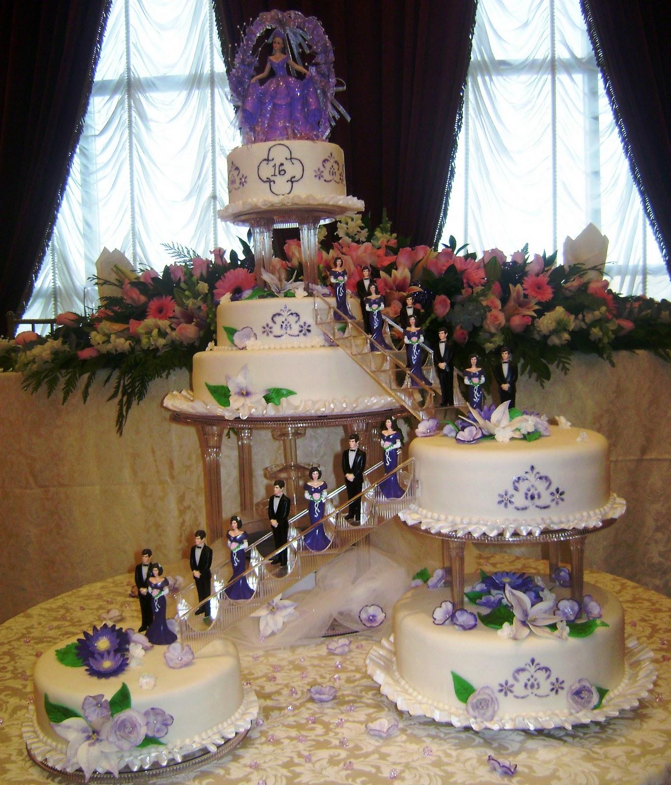 Marymel Cakes Sweet 16 Gala